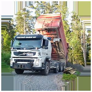 Maa-ainestoimitukset Tampereen seudulla ja Pirkanmaalla